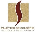 Logo palette solderie