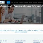 Agence web lyon resaff site pro com