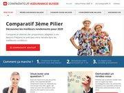 Logo Comparateur Assurance Suisse