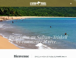 Le Safran locations Guadeloupe