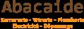 Logo abacaide vitrier lyon