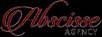 Logo abscisse agency paris