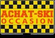 Logo achat ski occasion