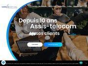 Logo assis telecom