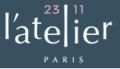 Logo atelier 23 11 paris