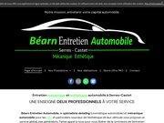 Logo bearn entretien automobile