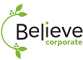 Logo believe corporate