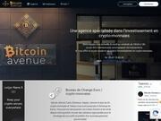Logo bitcoin avenue
