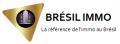 Logo bresil immobilier