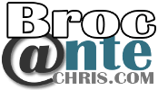 Logo brocante chris