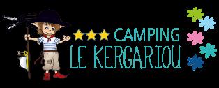 Logo camping le kergariou