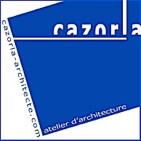 Logo cazorla architecte