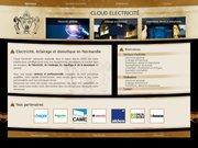 Logo Cloud Electricité Vimont