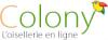 Logo colony perroquet