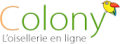 Logo colony perroquet