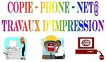 Logo copie phone net