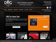 Logo dbg reparateur esthetique auto caen