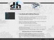 Logo DLH Maitrise d oeuvre Nice fr