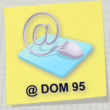 Logo dom 95