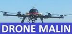 Logo drone malin