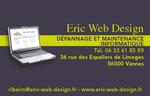 Logo eric web design