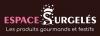 Logo espace surgeles le tampon 120px