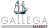 Logo gallega market boutique