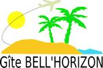 Logo gite bellhorizon guadeloupe