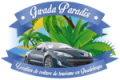 Logo gwada paradis guadeloupe