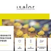 Logo isalor traiteur alsace