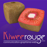 Logo kiwee rouge lyon