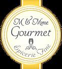 Logo m mme gourmet epicerie fine