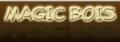Logo magic bois menuiserie villeurbanne