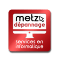 Logo Metz depannage informatique