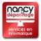 Logo nancy depannage