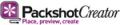 Logo packshotcreator