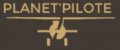 Logo planet pilote