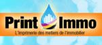 Logo print immo