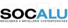 Logo Socalu Menuiseries Métallerie