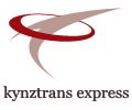 Logo transport kynztrans express